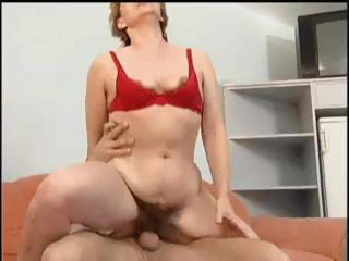 hairy mamma anal and facial