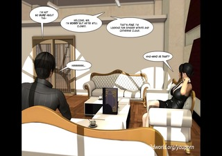 8d comic: vox populi. episode 3