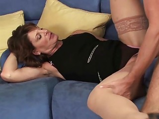 hawt mother i hoe sucks her sons allies big boner