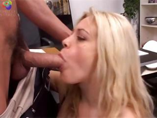 blond older doxy fucking anal and fisting