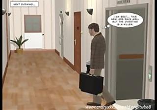 10d comic: sleepwalker