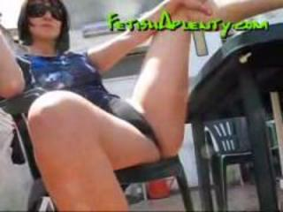 exhibitionist mother i shows her curly bawdy
