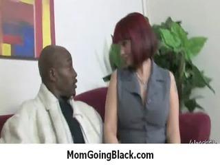 milf acquires an interracial penetration 1