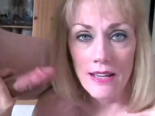 older wife facial