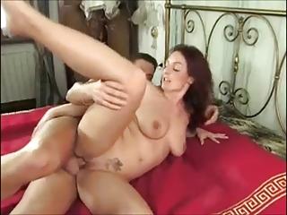 beautiful mommy anal