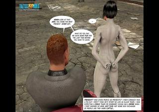 1d comic: vox populi 8-1