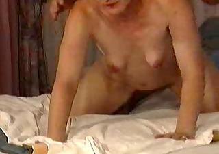 bushy mature turkish woman with diminutive empty