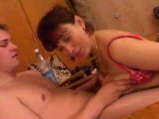 klavdia russian mamma & youthful boys 8