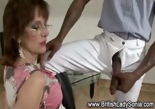 mature brit lady sonia