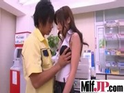 breasty asians milfs acquires gangbanged actually