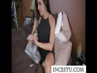 mom sucking and fucking her son incestu.com