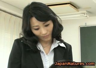 natsumi kitahara ass drilling trio boy