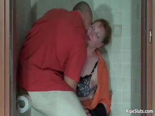 muscled bodybuilder grabs poor d like to fuck