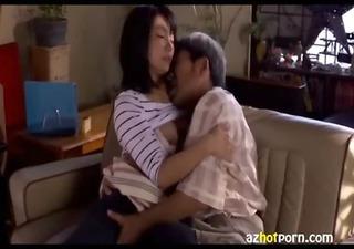 azhotporn.com - lustful older lady morning affair