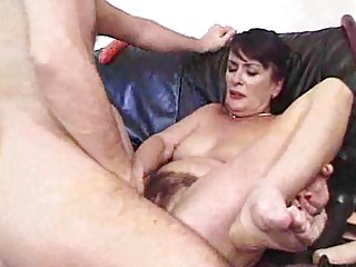 mature and unshaved creampie bitches