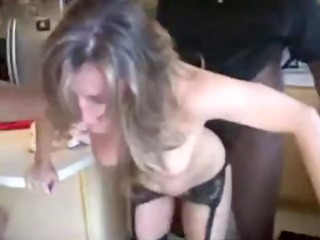 bitch wife receives dominated and fuked coarse by